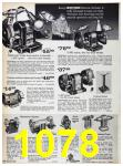 1967 Sears Fall Winter Catalog, Page 1078