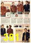 1940 Sears Fall Winter Catalog, Page 381