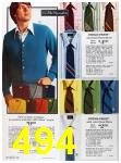 1973 Sears Spring Summer Catalog, Page 494