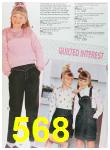 1988 Sears Fall Winter Catalog, Page 568