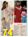 1981 Sears Christmas Book, Page 74