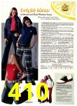 1974 Sears Fall Winter Catalog, Page 410
