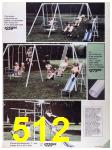 1986 Sears Spring Summer Catalog, Page 512