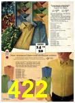 1969 Sears Fall Winter Catalog, Page 422