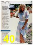 1986 Sears Spring Summer Catalog, Page 40