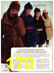 1971 Sears Fall Winter Catalog, Page 170