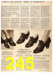 1956 Sears Fall Winter Catalog, Page 245