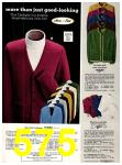 1974 Sears Fall Winter Catalog, Page 575
