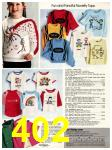 1982 Sears Fall Winter Catalog, Page 402