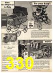 1975 Sears Fall Winter Catalog, Page 330