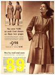 1942 Sears Spring Summer Catalog, Page 89