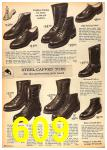 1962 Sears Fall Winter Catalog, Page 609