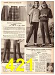 1966 Montgomery Ward Fall Winter Catalog, Page 421