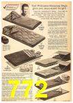 1962 Sears Fall Winter Catalog, Page 772