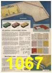 1961 Sears Spring Summer Catalog, Page 1067