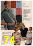 1960 Sears Spring Summer Catalog, Page 74