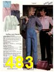 1983 Sears Fall Winter Catalog, Page 483