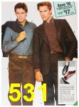 1985 Sears Fall Winter Catalog, Page 531