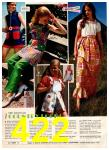 1972 Montgomery Ward Spring Summer Catalog, Page 422