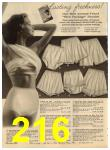 1960 Sears Spring Summer Catalog, Page 216