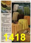 1980 Sears Fall Winter Catalog, Page 1418