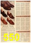 1956 Sears Fall Winter Catalog, Page 550