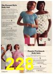 1974 Sears Spring Summer Catalog, Page 228