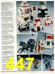 1985 Sears Christmas Book, Page 447