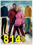1966 Montgomery Ward Fall Winter Catalog, Page 814