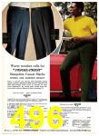 1969 Sears Spring Summer Catalog, Page 496
