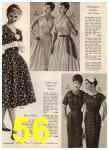 1960 Sears Spring Summer Catalog, Page 56