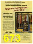 1972 Sears Fall Winter Catalog, Page 673