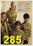 1968 Sears Fall Winter Catalog, Page 285