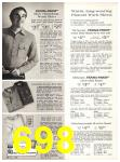 1971 Sears Fall Winter Catalog, Page 698