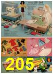 1972 Montgomery Ward Christmas Book, Page 205