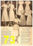 1958 Sears Spring Summer Catalog, Page 73