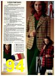 1977 Sears Fall Winter Catalog, Page 94