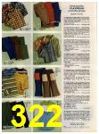 1972 Sears Fall Winter Catalog, Page 322