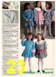 1988 JCPenney Christmas Book, Page 23