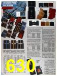 1986 Sears Spring Summer Catalog, Page 630