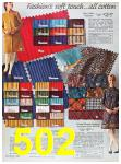 1967 Sears Fall Winter Catalog, Page 502