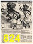 1981 Sears Spring Summer Catalog, Page 824