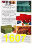 1967 Sears Fall Winter Catalog, Page 1607