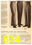 1960 Sears Fall Winter Catalog, Page 634