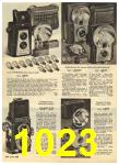 1960 Sears Spring Summer Catalog, Page 1023