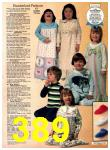 1977 Sears Fall Winter Catalog, Page 389