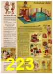 1967 Montgomery Ward Christmas Book, Page 223