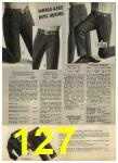 1968 Sears Fall Winter Catalog, Page 127