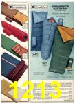 1975 Sears Fall Winter Catalog, Page 1213