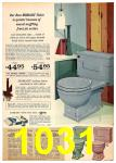 1962 Sears Fall Winter Catalog, Page 1031